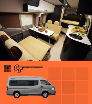 GT NV 350 CARAVAN:写真