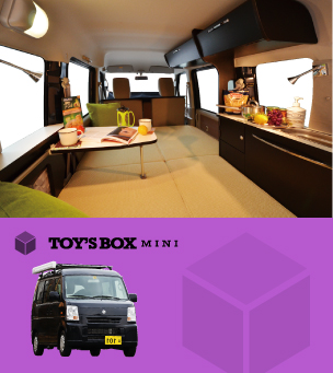 TOY'S BOX MINI:写真