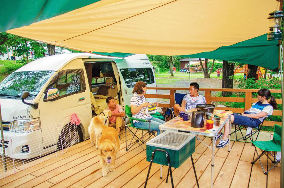 Auto-Camping Fosters Family-bond as well as Parents'