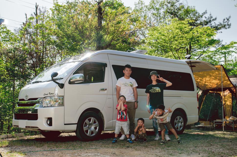 キャンプや旅行になると、テンションがアゲアゲになります:写真